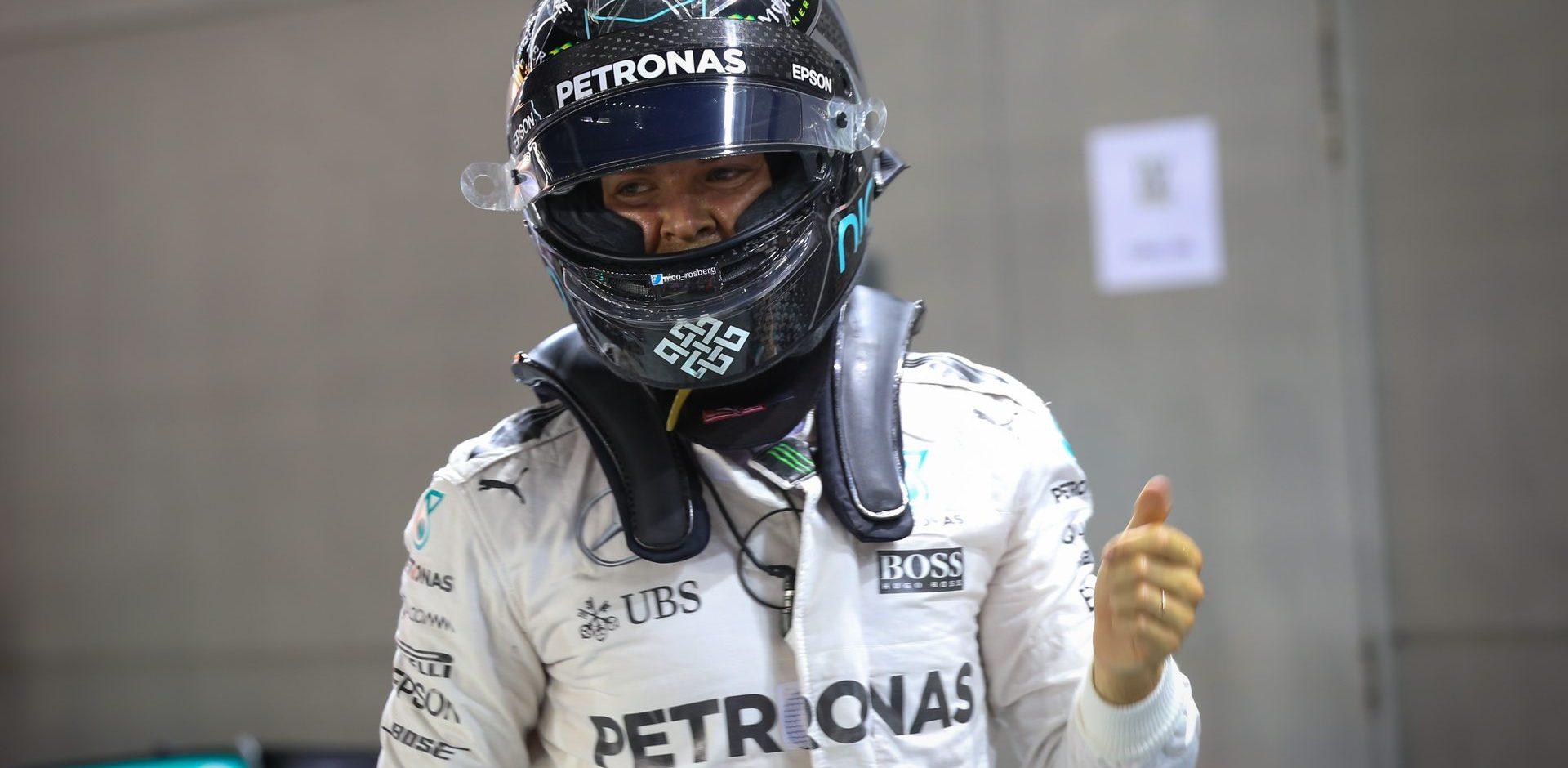 Singapore Grand Prix Qualifying