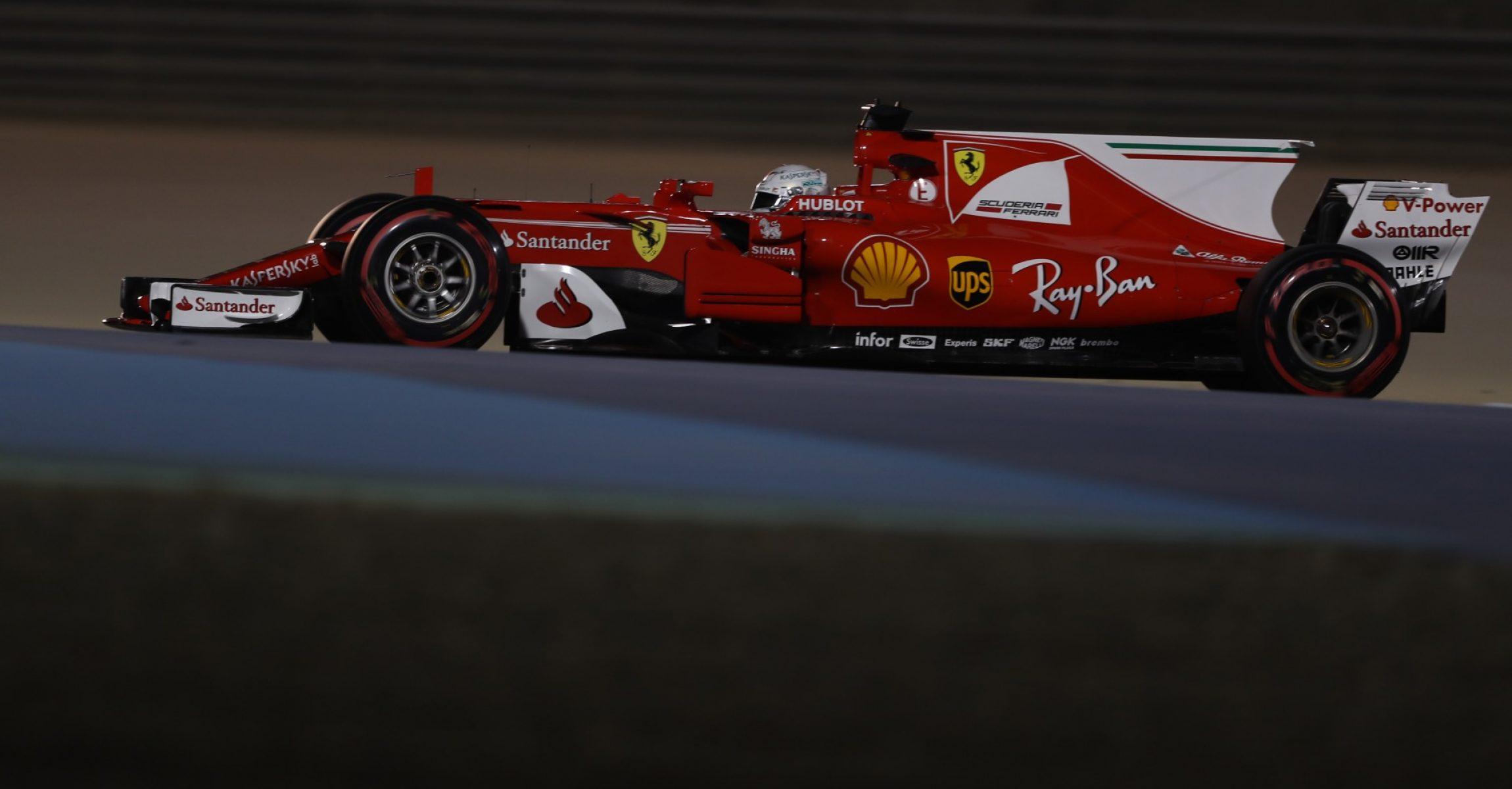 Bahrain Grand Prix Practice