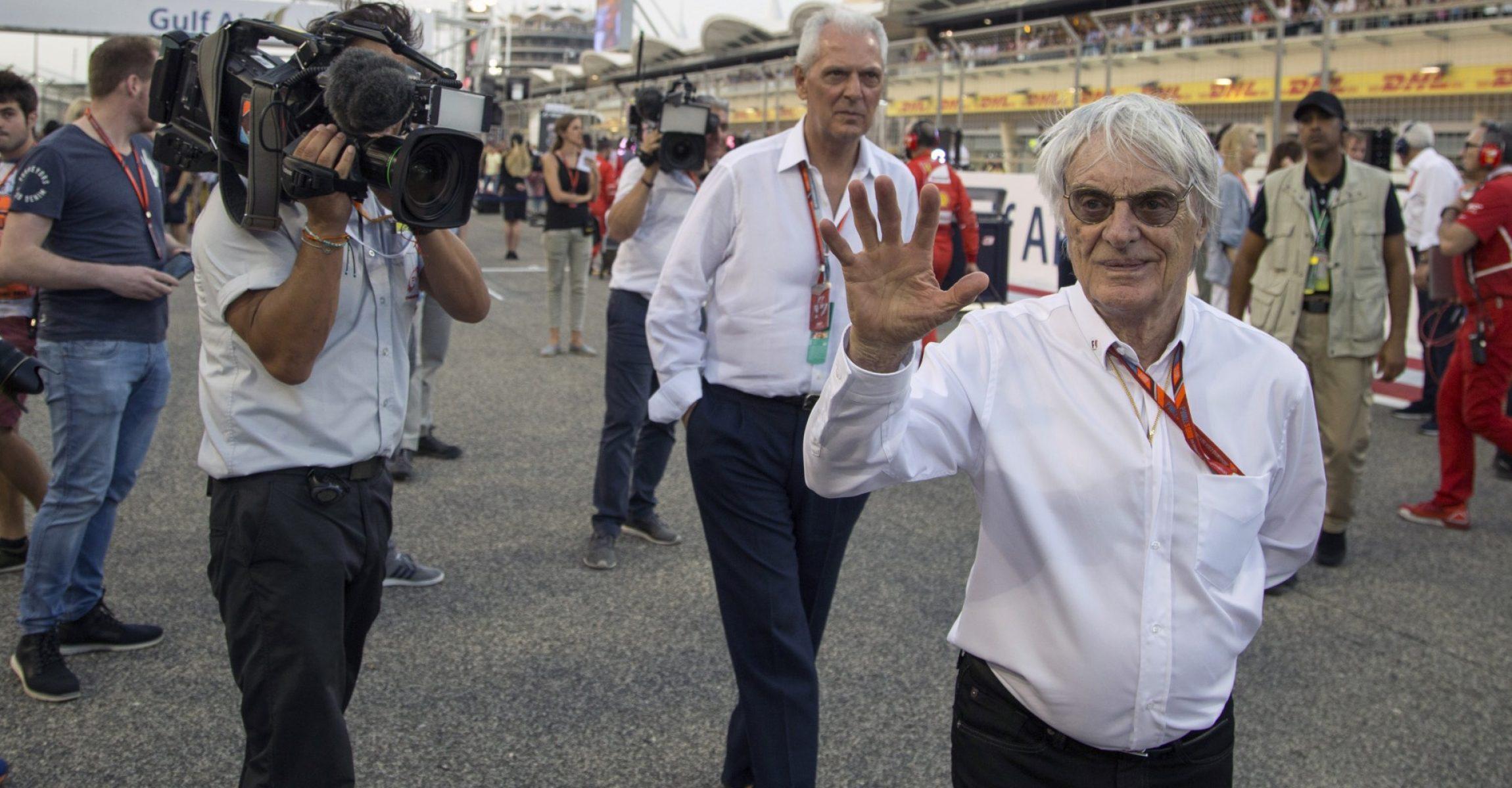 Bahrain Grand Prix Race