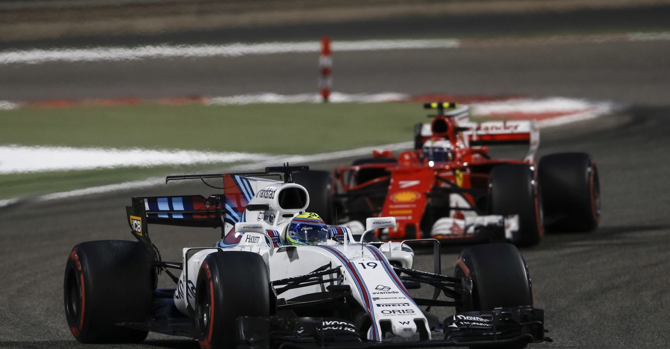 Bahrain Grand Prix Race