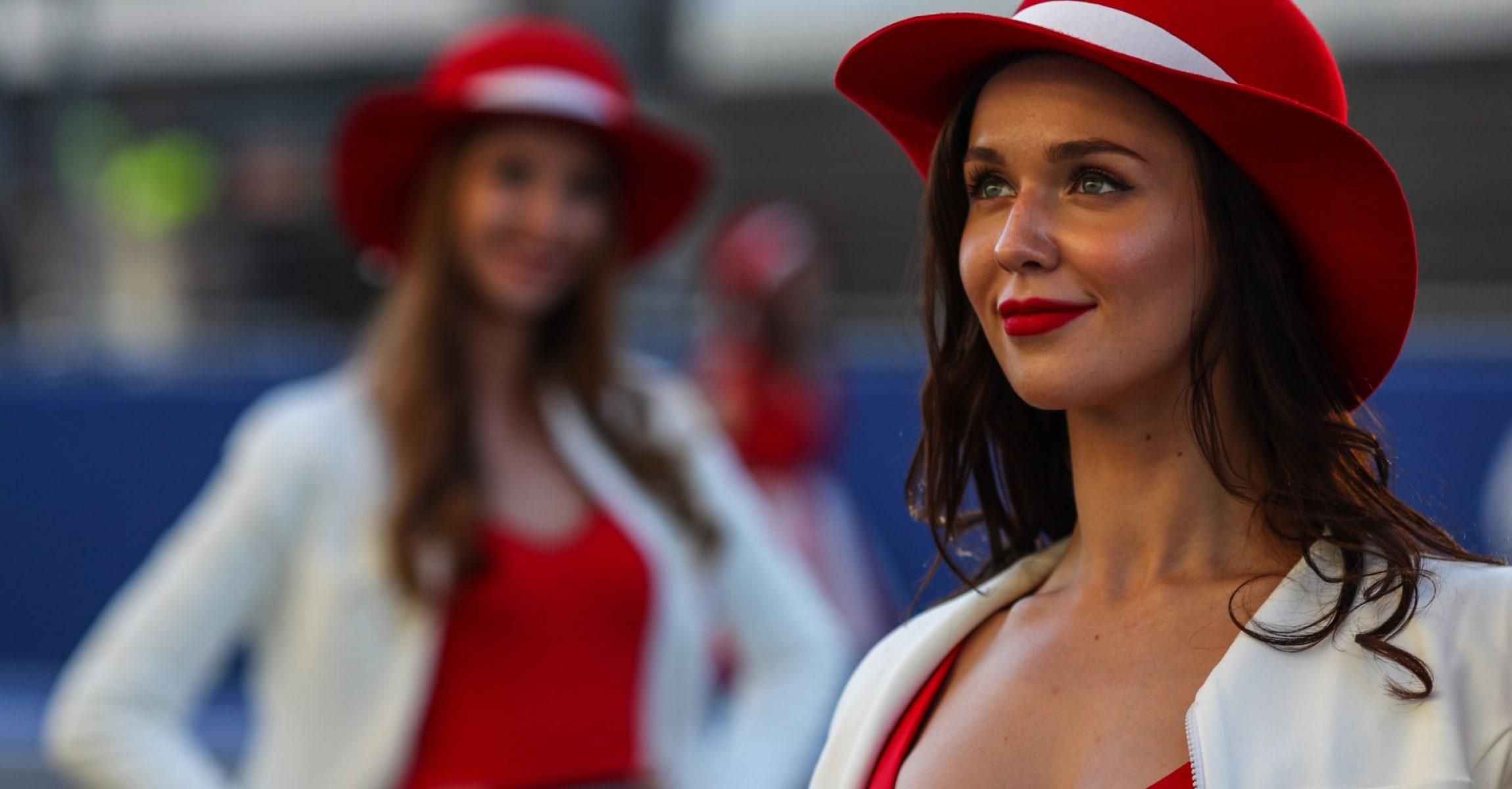 Russian Grand Prix Qualifying