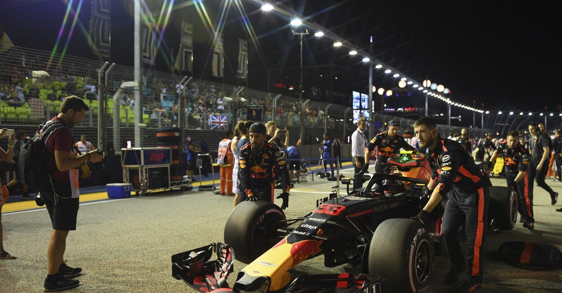Fotó: Singapore GP Media
