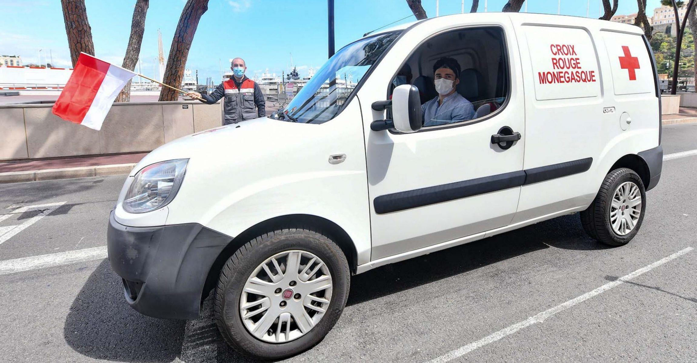 Charles Leclerc Ferrari volunteer, Manuel Vitali – Direction de la Communication - Monaco