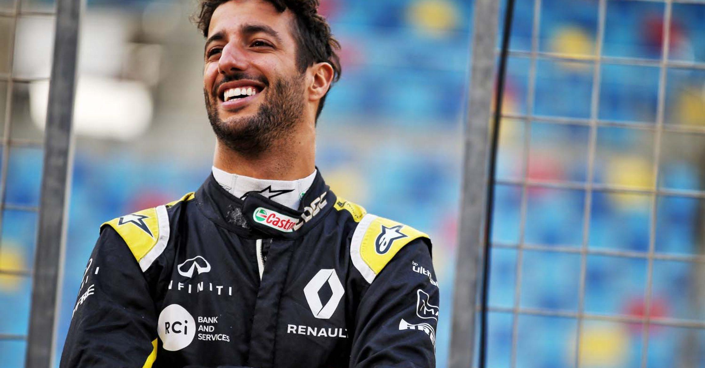 Motor Racing - Formula One World Championship - In-Season Testing - Tuesday - Sakhir, Bahrain